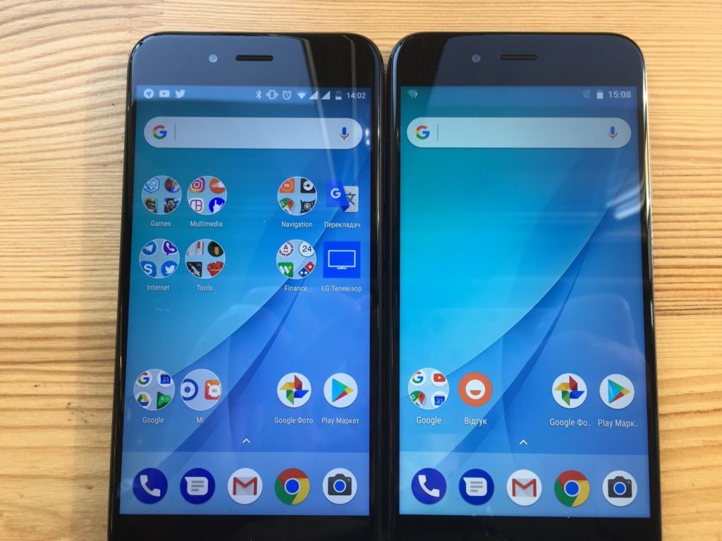 Отличия экранов Tianma и EBBG