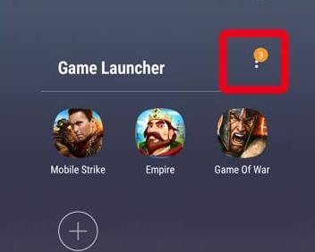 Нет иконок приложений