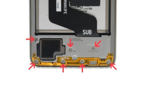 Замена экрана Samsung A70